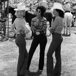 Bill Owens - Our Kind Of People Series - 1969/1975 - Rodeo Girls