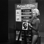 Bill Owens - Leisure: Americans At Play Series - 1973/1980 - All Star Wrestling Hostess - 1978