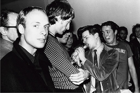 Brian Eno e James Chance
