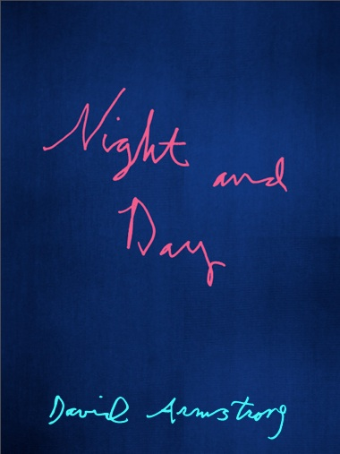 David Armstrong, Night & Day, cover .- Mörel Books, Londra, 2012