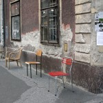 Donate, exchange or take a chair - Maribor, Slovenia
