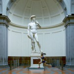 Martin Creed - Work no. 850. Runners - 2012 - Firenze, Galleria dell'Accademia