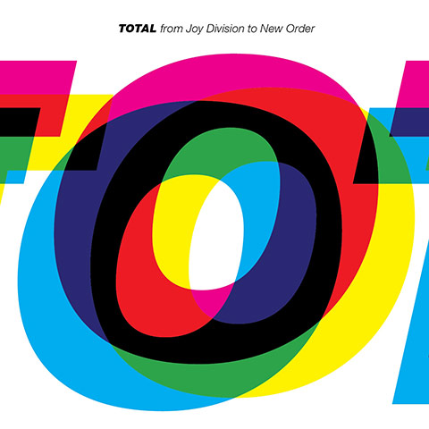 Joy Division & New Order, Total, 2011 - cover by Peter Saville