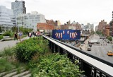 Maurizio Cattelan - Toilet Paper, High Line Art, New York