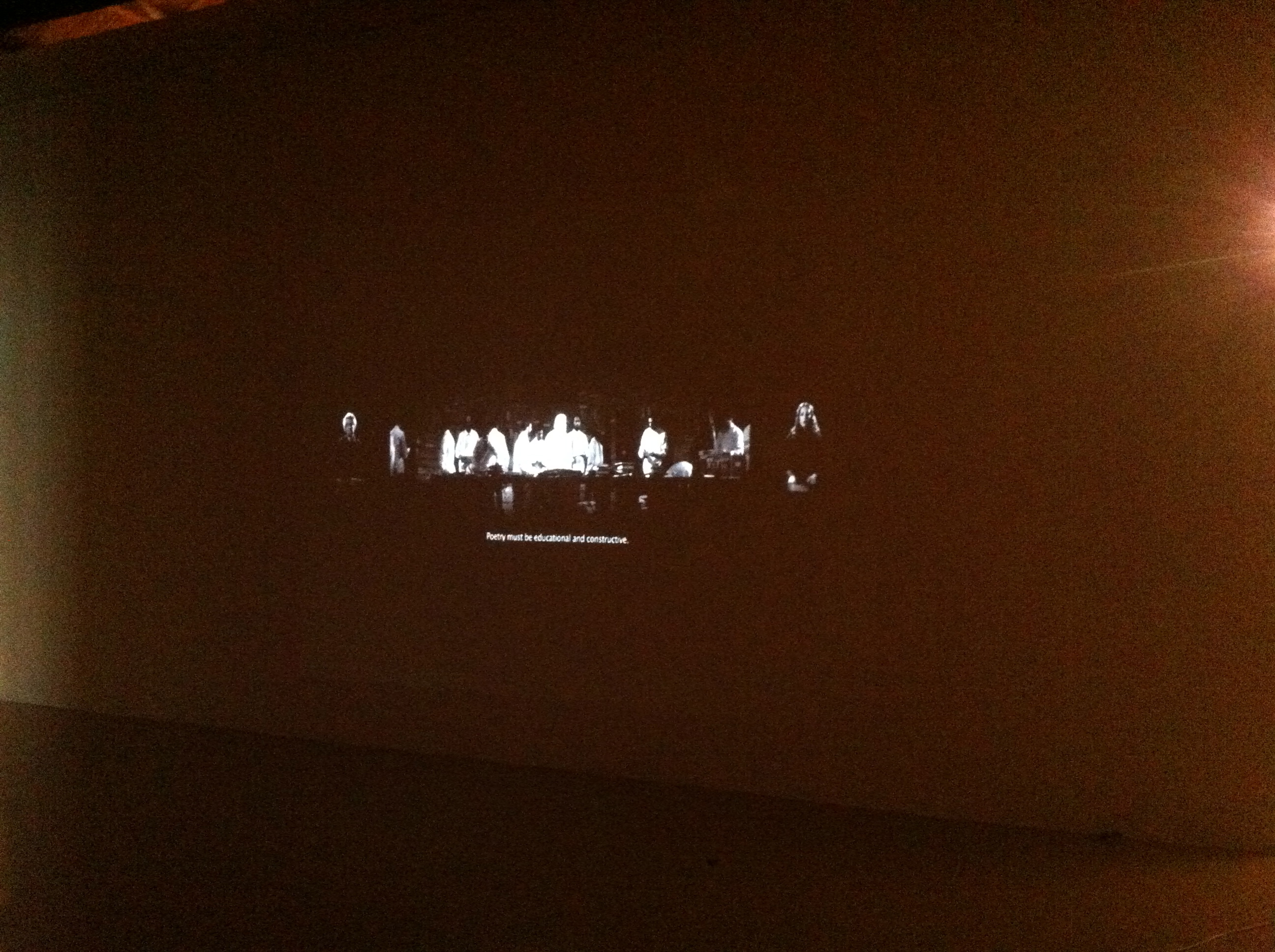 OverRuled, l'ultimo film di Shirin Neshat