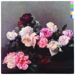 New Order, Power Corruption and Lies - cover by Peter-Saville