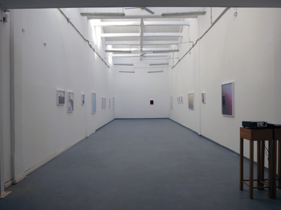 Seba Kurtis - Thicker than water, Installation view, The Format,  Milano 1