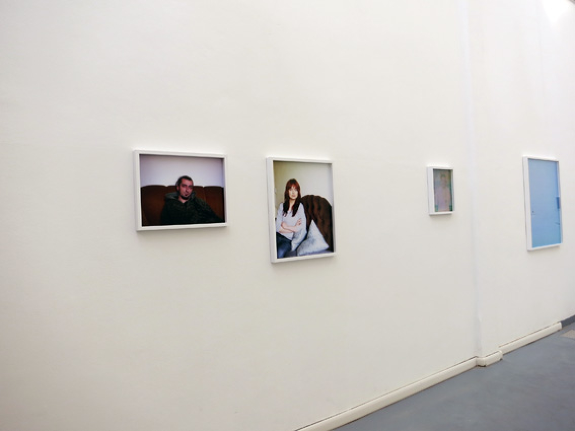 Seba Kurtis - Thicker than water, Installation view, The Format,  Milano 5