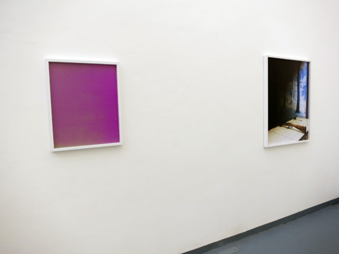 Seba Kurtis - Thicker than water, Installation view, The Format,  Milano 7
