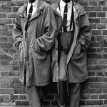 Janette Beckman - Mod twins London - 1979