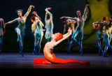 Marianela Nunez e il Royal Ballet in Diana e Actaeon - photo Johan Persson