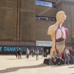 Inaugurazione The Tanks, Tate Modern, Londra 1