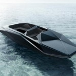La Z Boat di Zaha Hadid