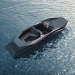 La Z Boat di Zaha Hadid 2