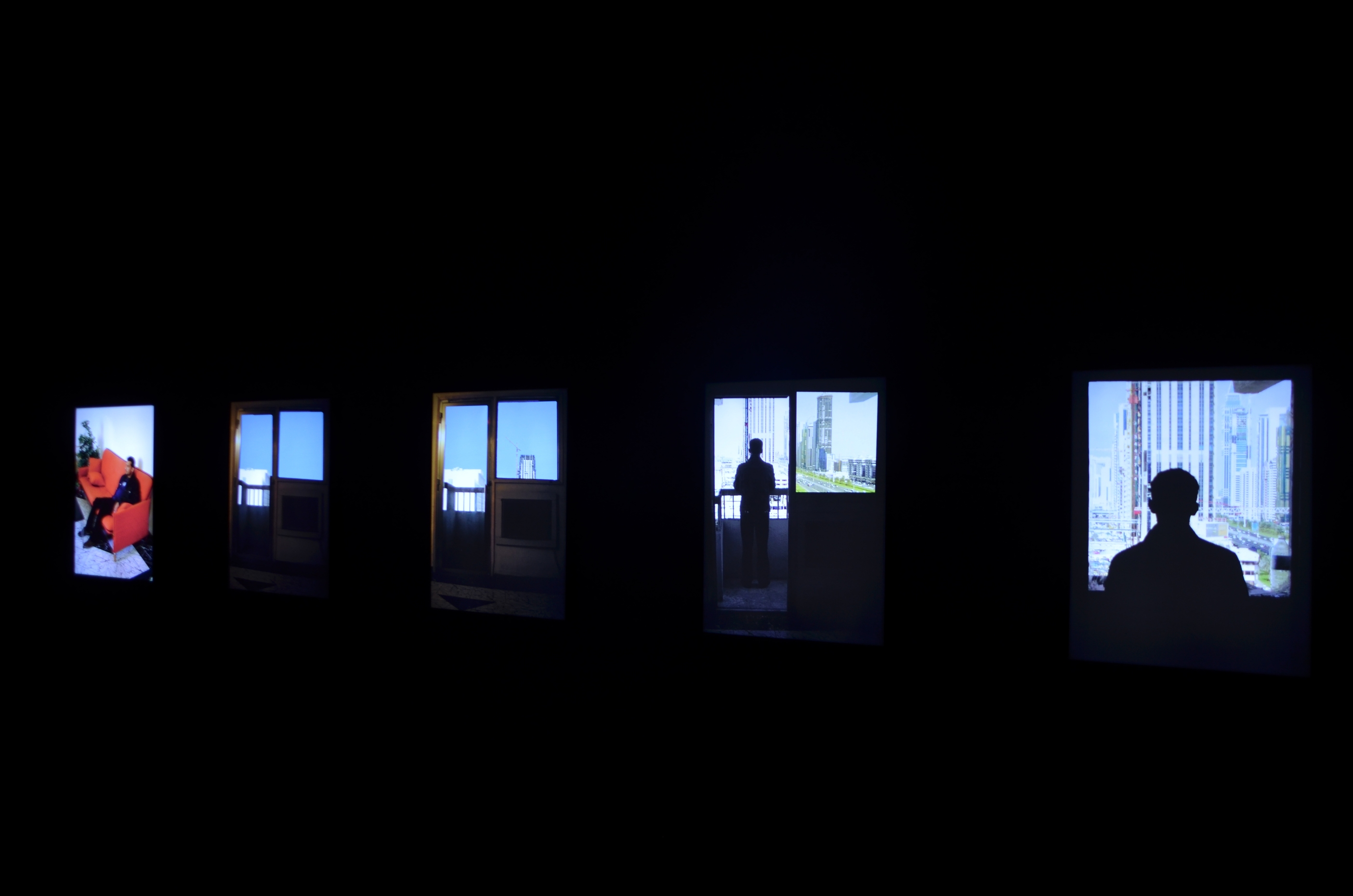 Mohammed Kazem, Window 2003-5 (dettaglio) - The Artist and Mori Art Museum (photo Mohammed Kazem)