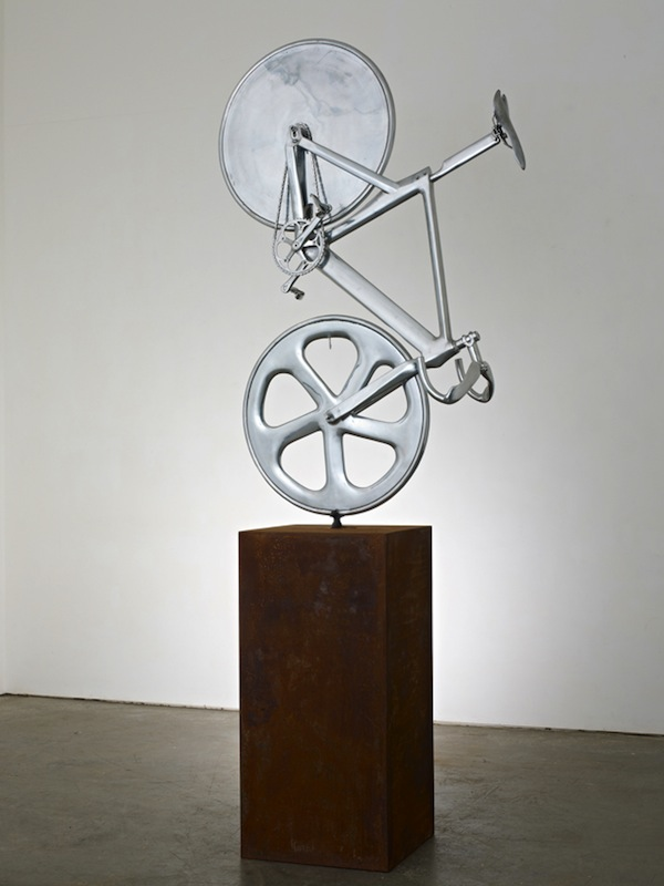 Paul Smith and Chariming Baker's 'Triumph in the face of absurdity 2012'. Photo Gautier Deblonde