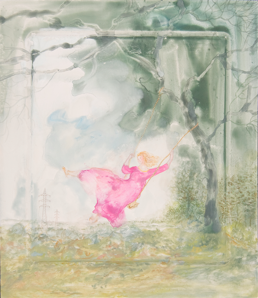 Veronica Smirnoff - Swings - 2012 - courtesy Galleria Riccardo Crespi & l'artista
