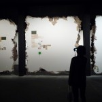 Walid Raad – Lobed Bowl with Crowned Heads (2012) – Installazione (vista parziale)