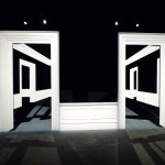 Walid Raad – The Views from Outer to Inner Compartments (2011) – Installazione
