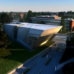 Zaha Hadid - Eli and Edythe Broad Art Museum, Michigan State University 1
