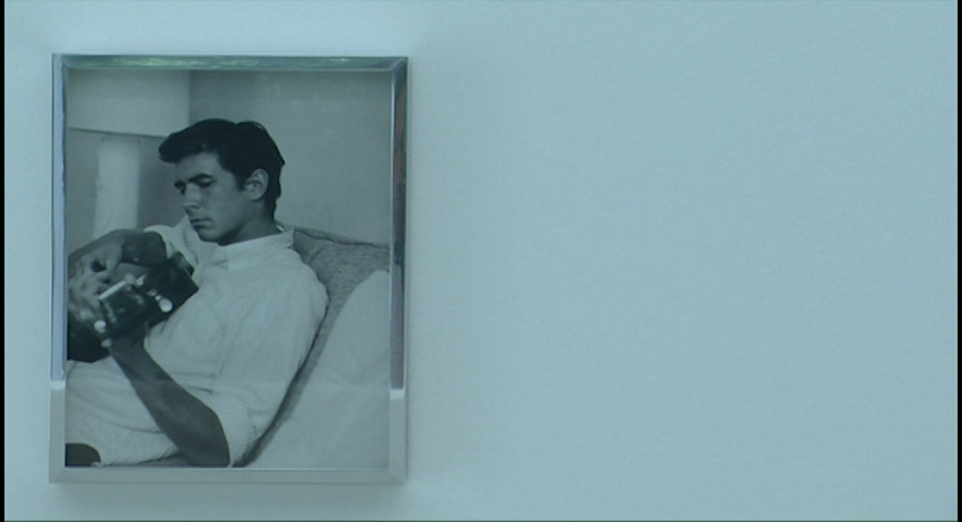 Elad Lassry - omaggio a Anthony Perkins