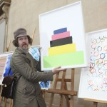 London 2012 Olympic poster - Martin Creed