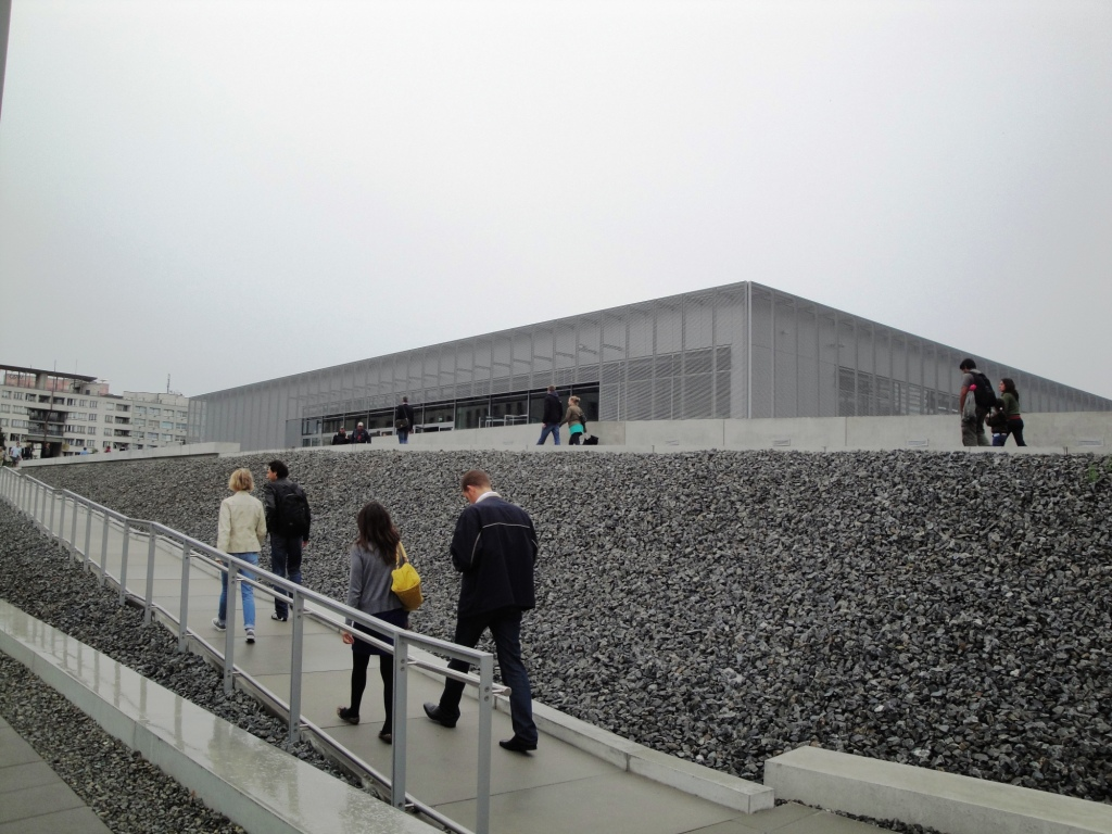 Heinle, Wischer und Partner - Topography of Terror Documentation Center - 2009