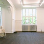Luca Francesconi, Echo of the Moon solo show, installation view, Crac-Alsace, 2012