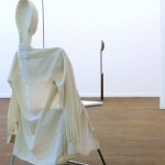 Luca Francesconi, Echo of the Moon solo show, installation view, Crac-Alsace, 2012 3