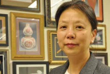 Wang Yannan, direttrice e presidente di China Guardian