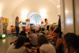 Summer School - Castello di Rivoli - Sergio Cascavilla