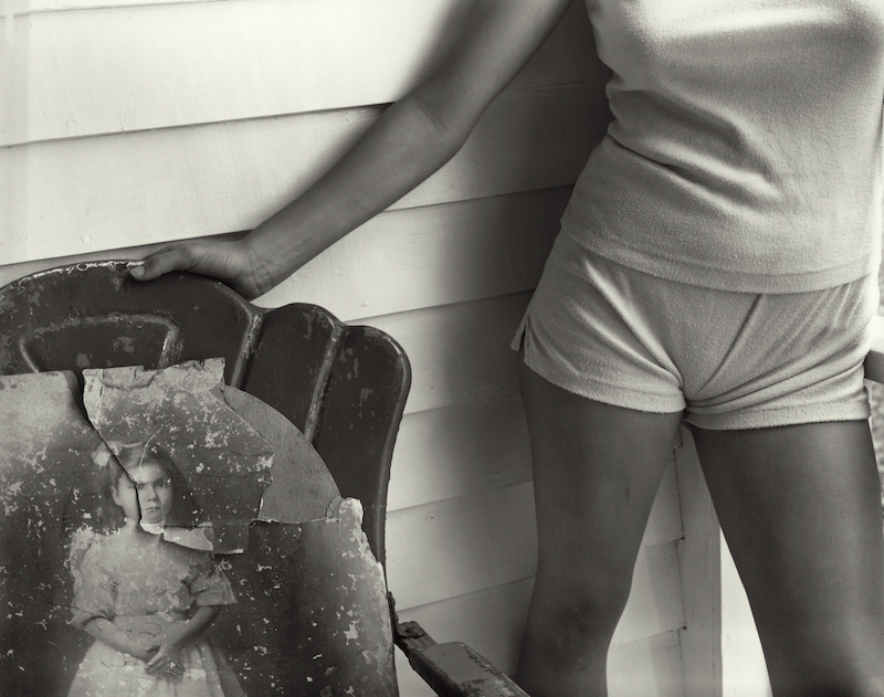 Sally Mann - Sherry and Granny - Courtesy Gagosian Gallery