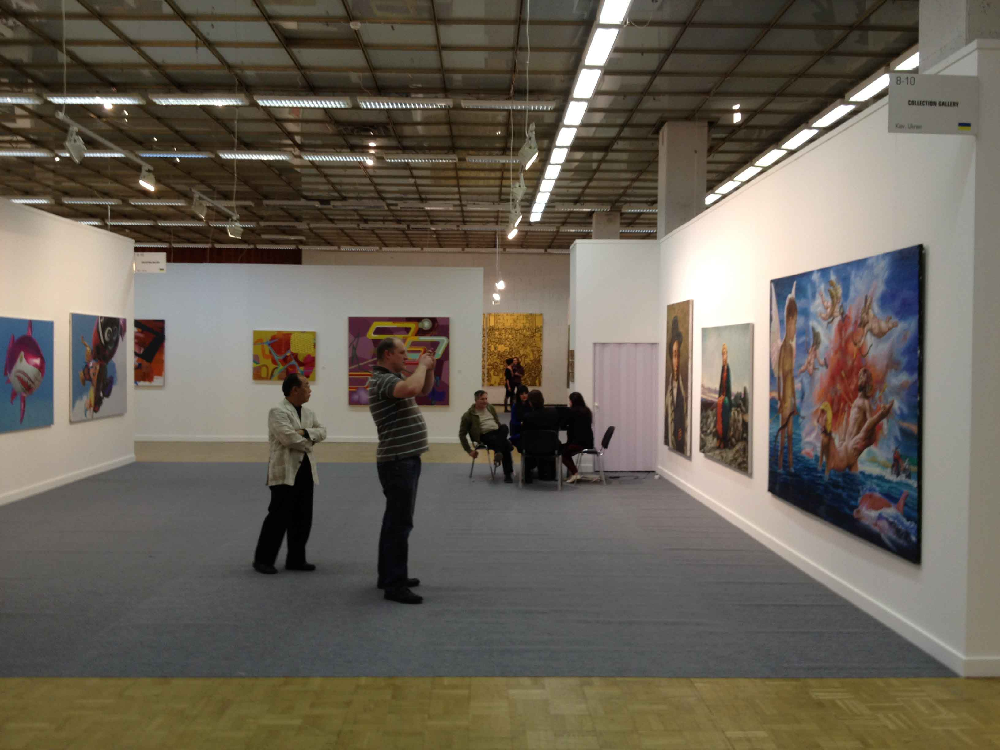 Art Moscow 2012 15