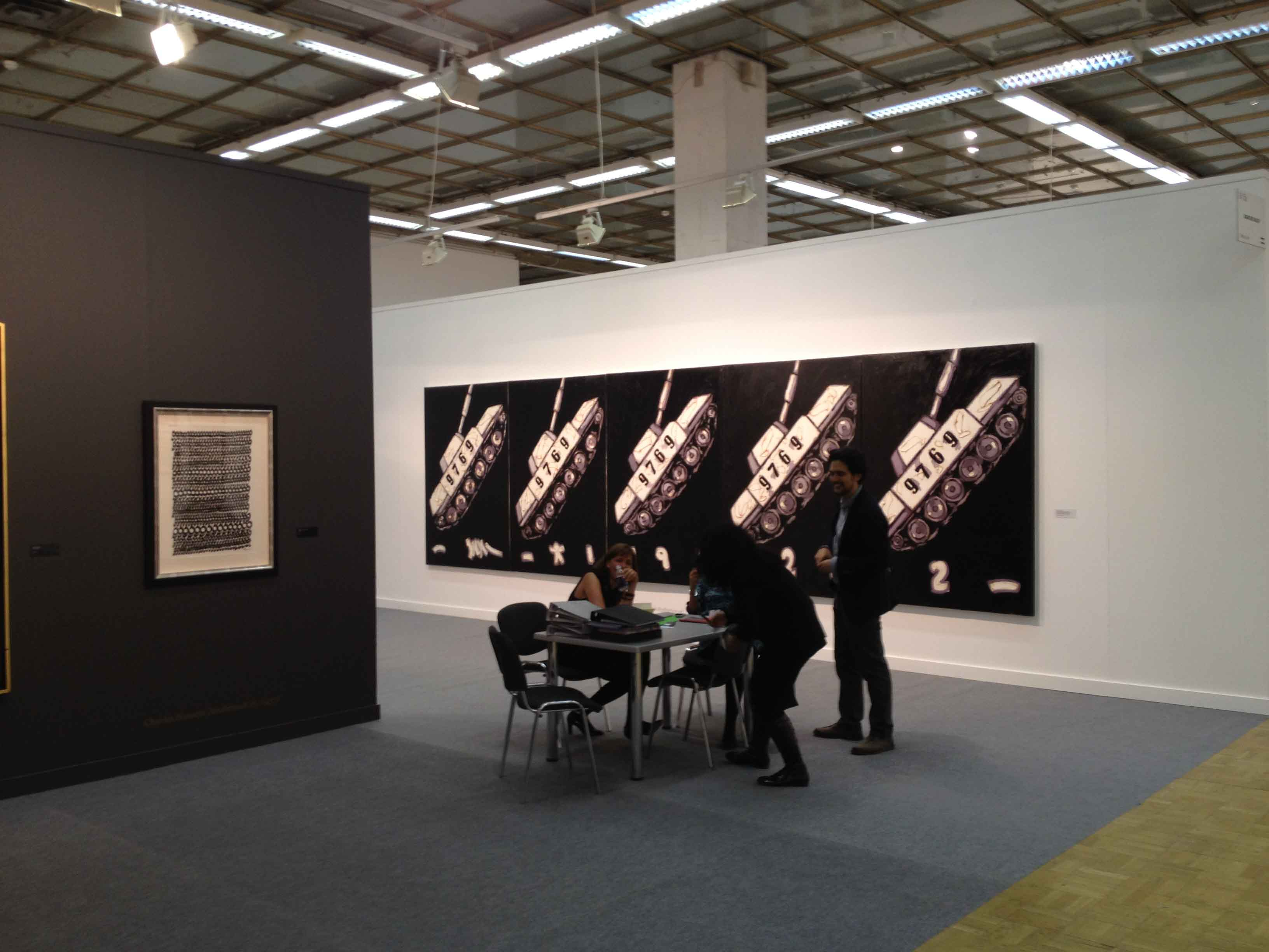 Art Moscow 2012 16