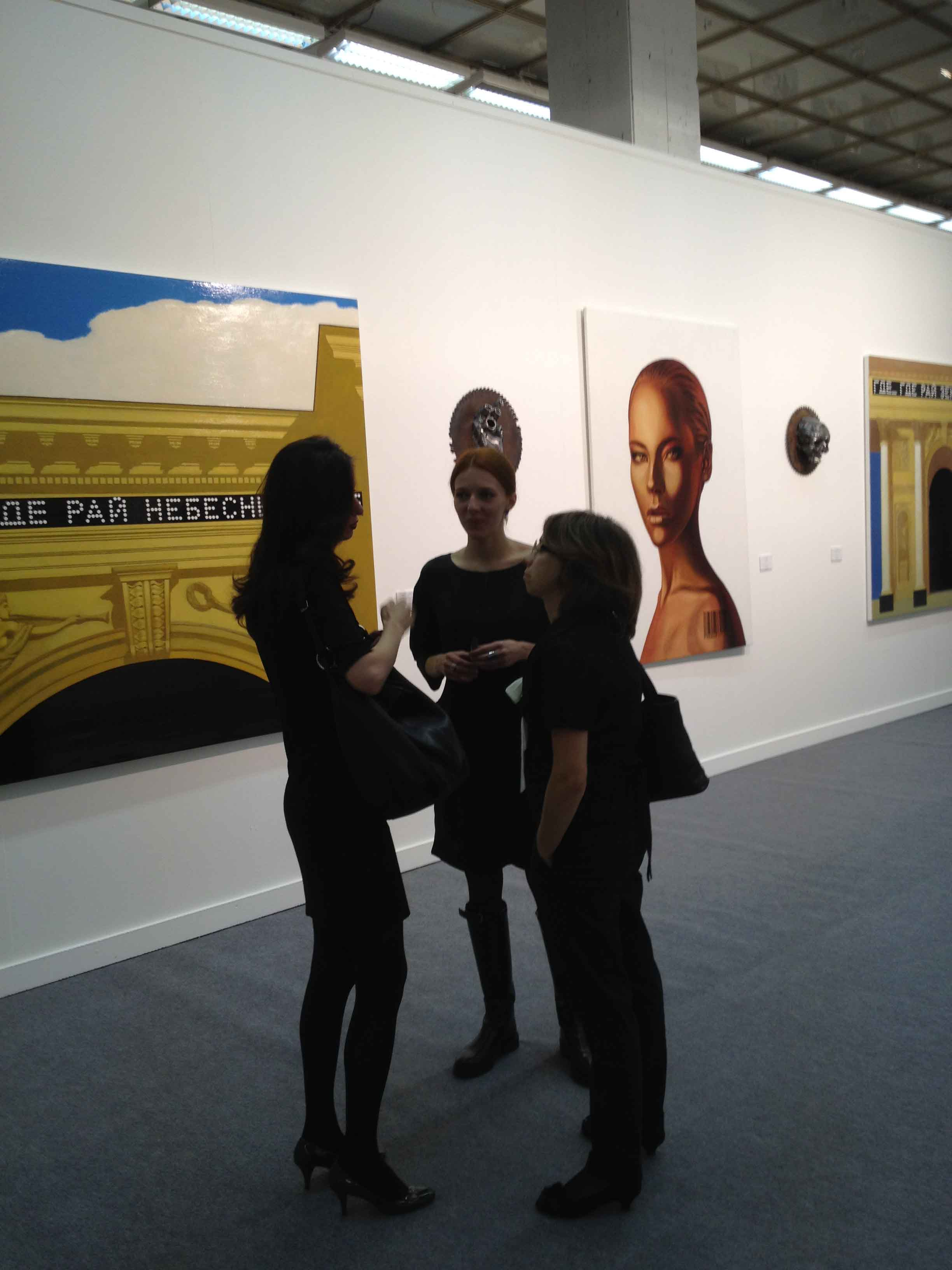 Art Moscow 2012 3