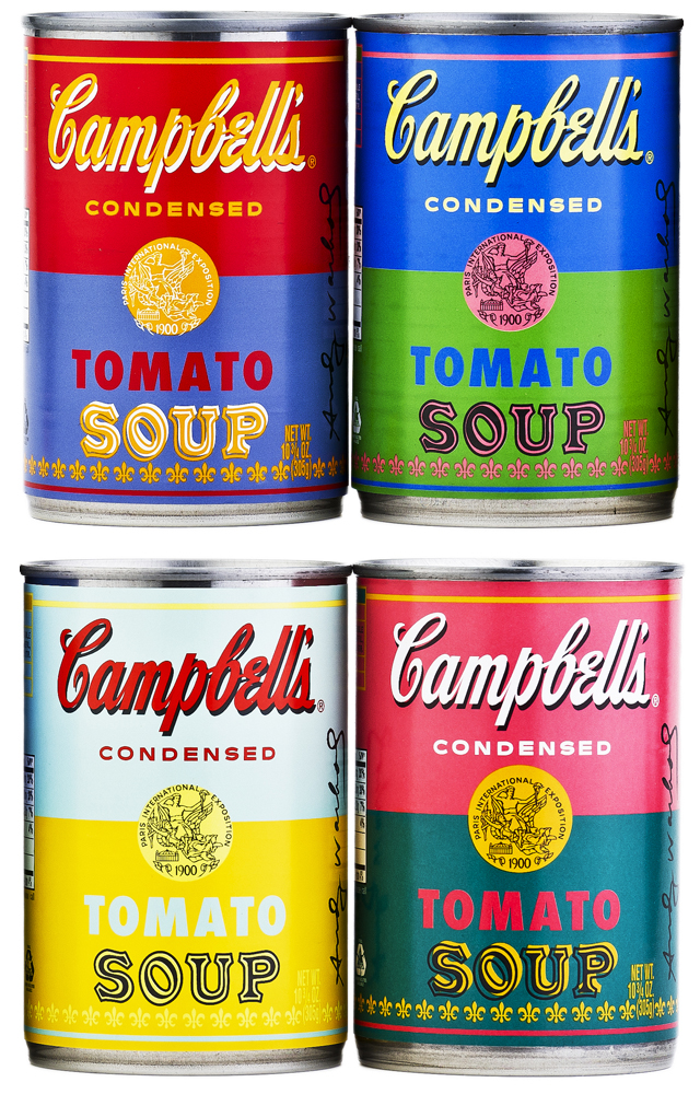 Campbells Soup Limited Edition