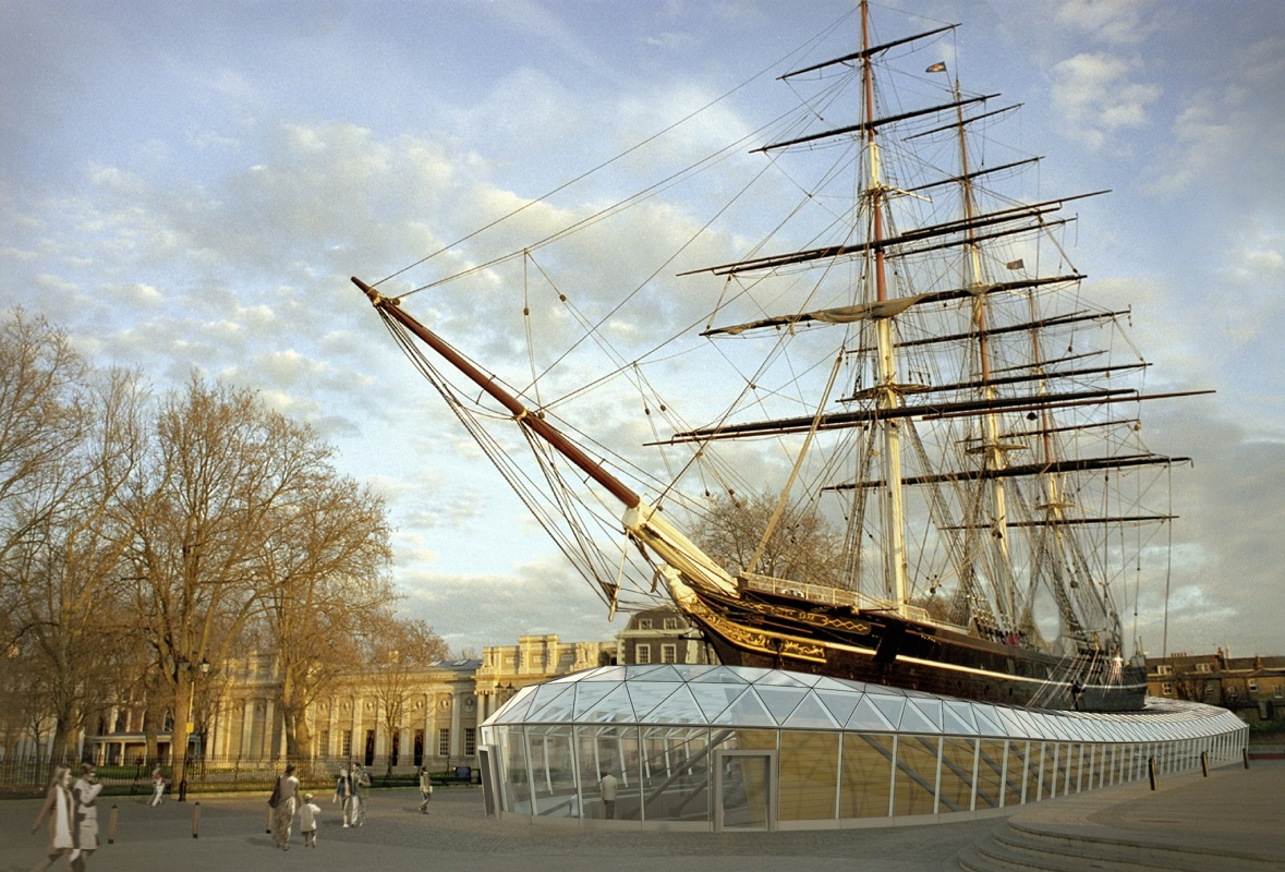Cutty Sark - courtesy of Cutty Sark Trust