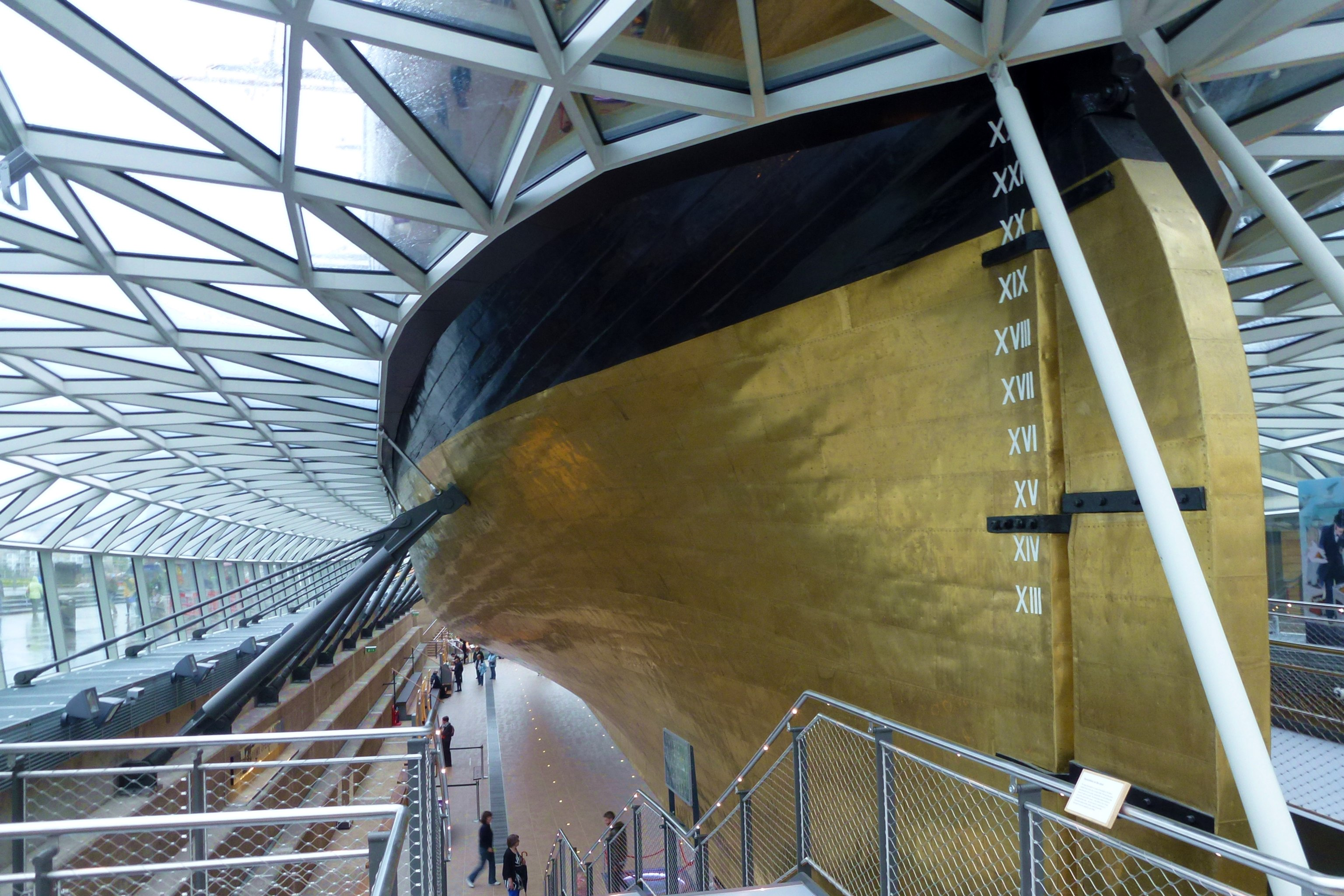 Cutty Sark - foto Cmglee by Wikimedia Commons