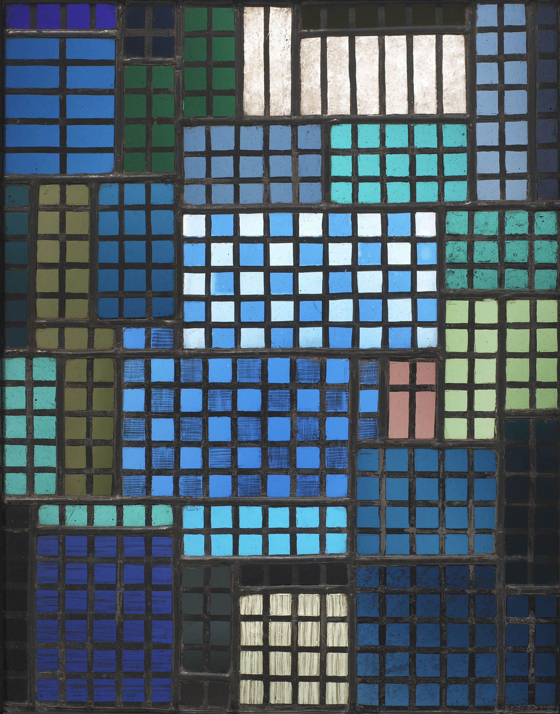 Josef Albers - Park - 1923-1924 ca. - The Josef and Anni Albers Foundation, Bethany