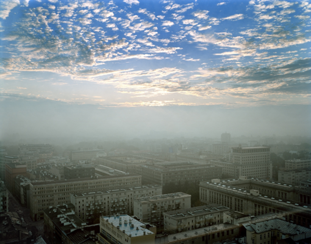 Mark Power - Warsaw, Poland, 2006 (foto Mark Power - Magnum Photos)
