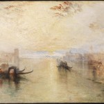 JMW Turner - St Benedetto looking towards Fusina - exhibited 1843 - Tate, 2011