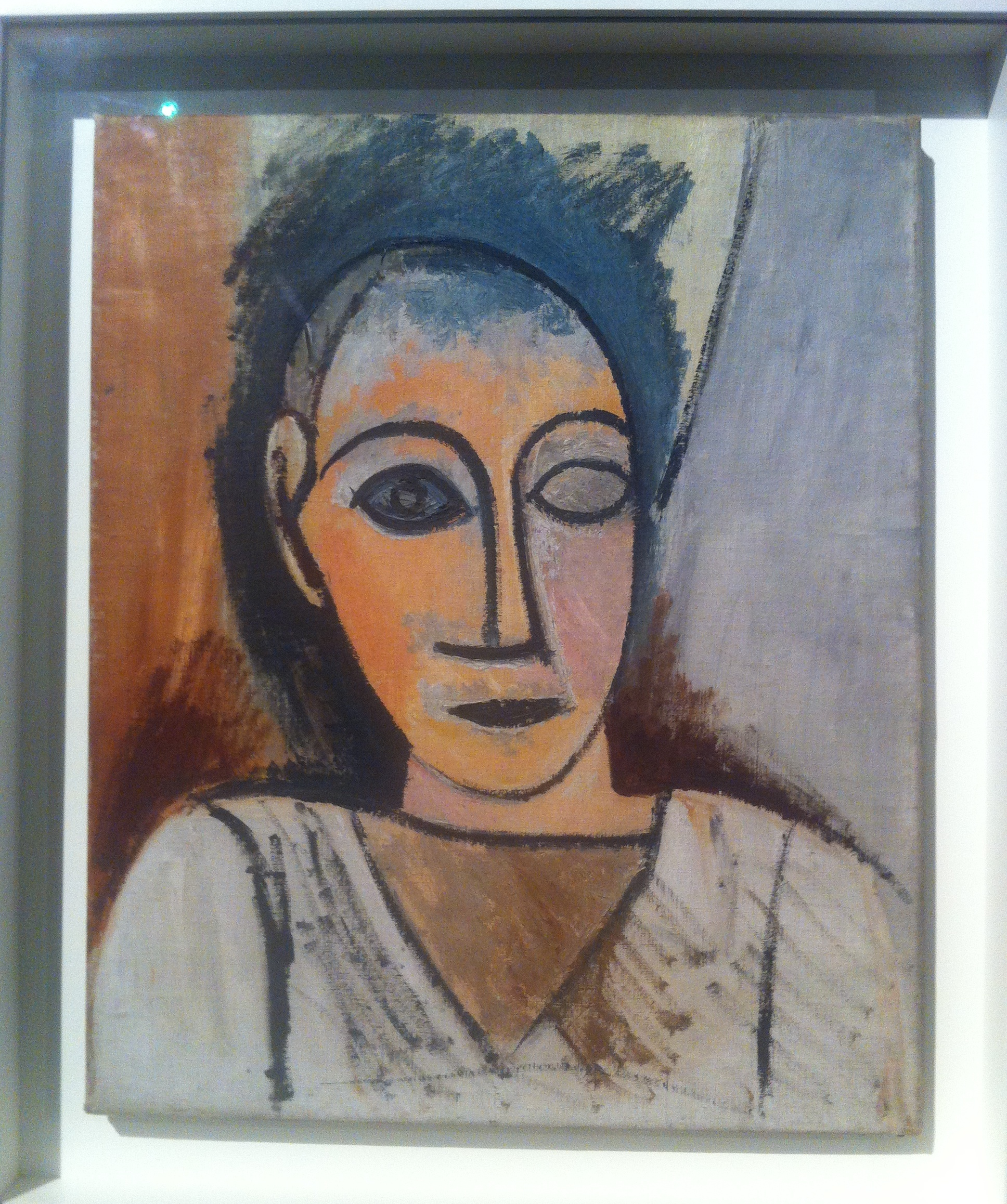 Picasso a Palazzo Reale, Milano, 2012 - Buste d'homme