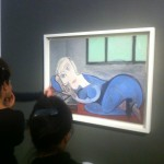 Picasso a Palazzo Reale, Milano, 2012 - Femme couchée lisant