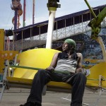 Reed Young, See You at Coney Island, 2012, jet print su carta fotografica, 05