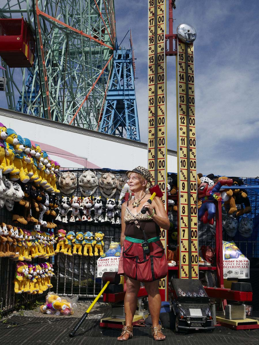 Reed Young, See You at Coney Island, 2012, jet print su carta fotografica, 06