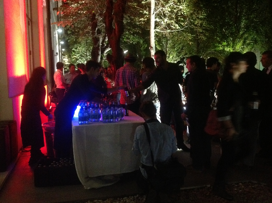 Roma Art2Nights 2012 - party al Maxxi 2