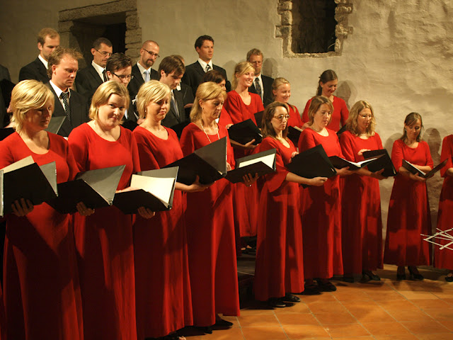 St.Jacob's Chamber Choir Stoccolma