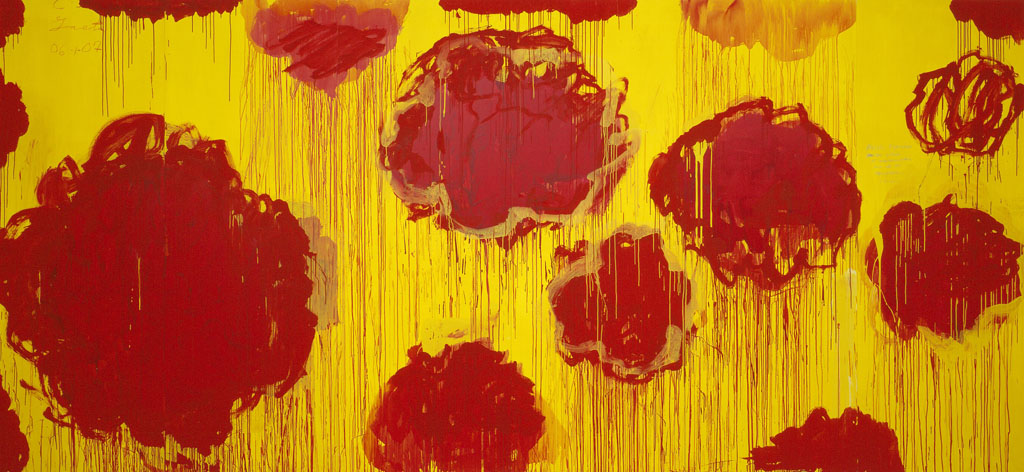 Cy Twombly - Untitled - 2007 - © Cy Twombly Foundation