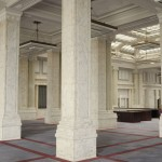 The Cunard Building - Site for The Unexpected Guest - photo Ed Park