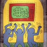 Keith Haring - The Ten Commandments - 1985